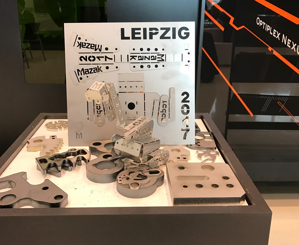 3D Concepts' New RADAN Projects From Mazak Event