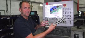 Batch Bending With RADAN Saves Spooner A Week's Work – Every Week